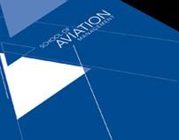Singapore Aviation Academy Brochures (Set of 5)