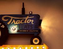Camp Tractor Flats