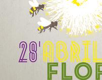 Cartaz AARL | Flora Melifera