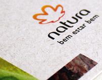 folder natura