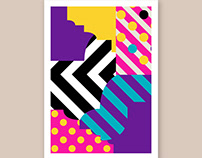 Abstract Pop Prints