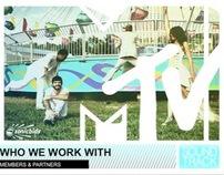 Presentation to MTV