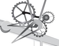 Watch Store Illustration