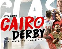 Cairo Derby (Al Ahly VS El Zamalek)