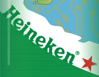 Heineken bottle design (2012)