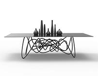 Quantum Shadow Table