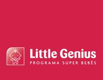 Little Genius - Coleção de Livros Educacionais