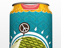 Monster Energy Peace Tea