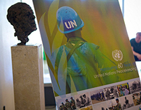 UN Peacekeeping 60th Anniversary Project