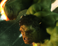 The hulk (Fan art)