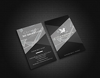 Modern & Luxurious Business Card