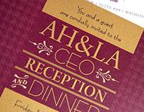 (Promo) AHLA CEO Dinner