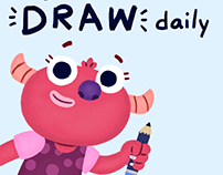 Why YOU Should DRAW Daily