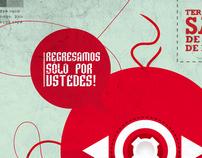 Propuesta Afiche Tercer Salón de Estudiantes
