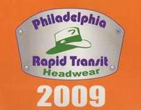 Philadelphia Rapid Transit Headwear