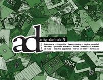 Revista Artigo Definido #9