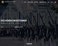 MUSKETEERS OF THE ROYAL LIFE GUARDS REGIMENT
