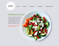 Dish website