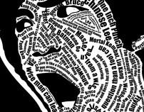 Bruce Lee (Typography)