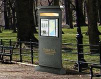 Central Park Wayfinder