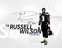 NFL Sunday Night Football - Broadcast Graphics