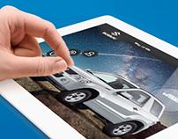 Virtual Test Drive App
