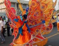 Splash Of Colours - Calabar Carnival