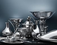 Georg Jensen Silver ware
