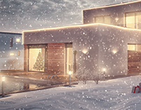 Summer and winter 3D visualization