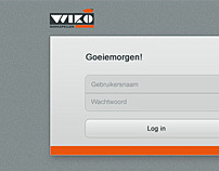 Wiko Dakkapellen - CRM User Interface