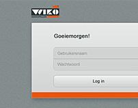 Wiko Dakkapellen - CRM User Interface