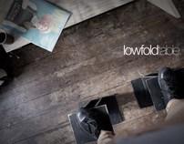 lowfold table.
