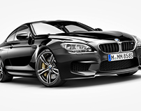 CGI | BMW M6 COUPÉ