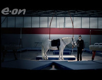 E.ON olympic ad