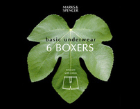 Marks & Spencer Basic Underwear Range