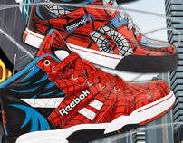 Spider-Man Kids Footwear