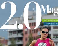 RIVISTA 2.0 Magazine - PEARSON PARAVIA - maggio 2012