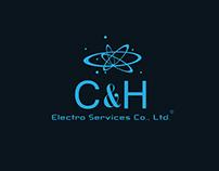 Branding Logo for C & H