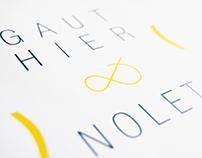 Identité - Gauthier & Nolet