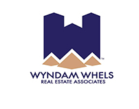 Logo Concept for Wyndam Whels Commercial Real Estate