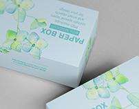 Paper Box Mockup 12