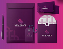 New Space | Rebranding