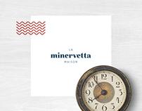La Minervetta Maison - 4 Star Hotel Branding