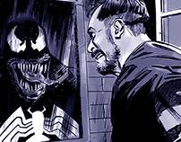 Eddie Brock / Illustration