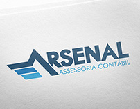 Logo - Arsenal Assessoria Contábil