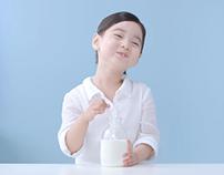 纯甄酸牛奶品牌TVC