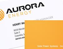 Aurora Logo Options