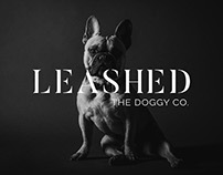 Leashed - The Doggy Co. Concept Design