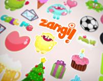 Zangi's Stickers Pack