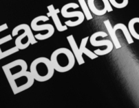 Eastside Bookshop identity